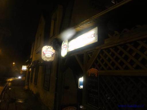 Bakalářská pivnice - Liberec