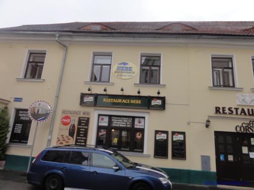 Restaurace Nebe - Česká Lípa