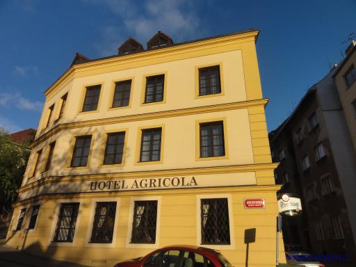 Hotel Agricola - Praha Vršovice