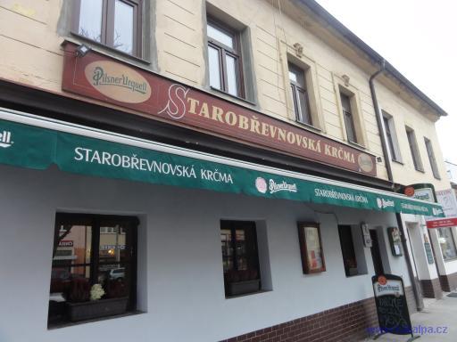 Starobřevnovská krčma - Praha