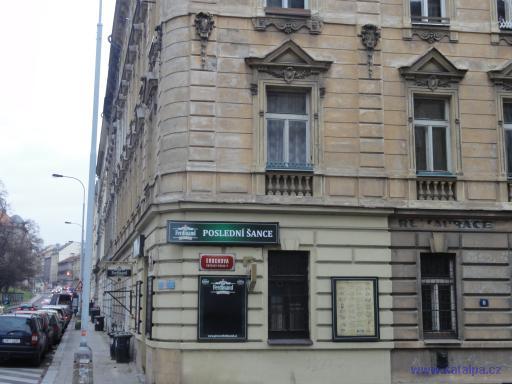 Restaurace Poslední Šance - Praha Smíchov
