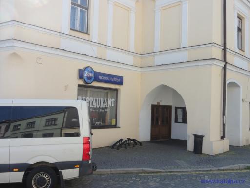 Restaurace Modrá Hvězda - Lipník nad Bečvou