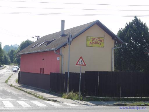 Night club Divokí Anjeli - Žilina
