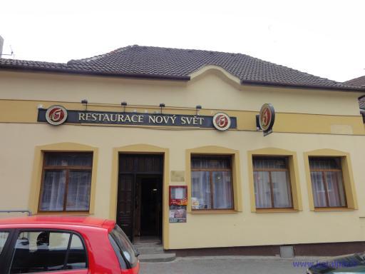 Restaurace Nový Svět - Kyjov