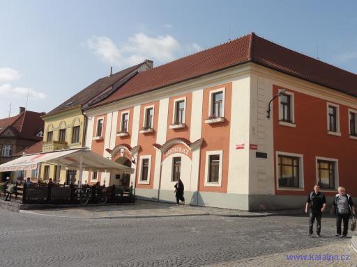 Hotel Panská - Bechyně