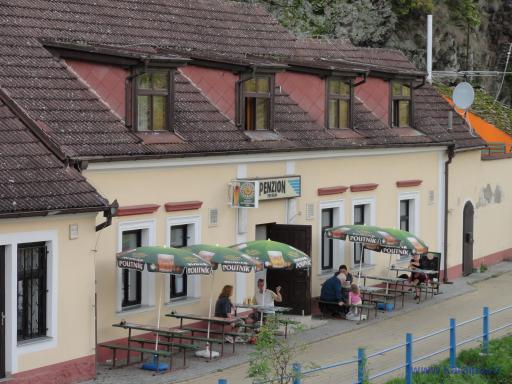Penzion Pod Skalou - Bechyně