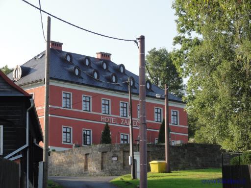 Hotel Zámeček - Rynartice