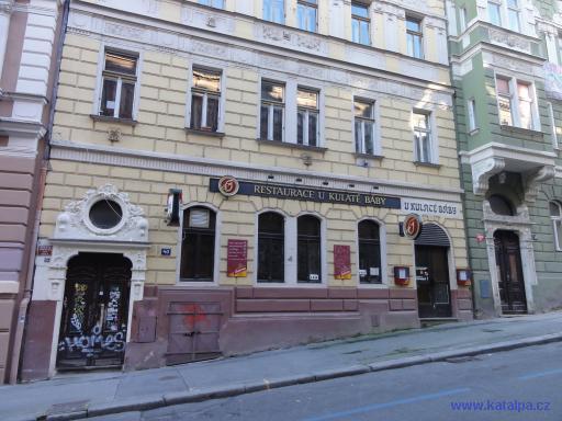 Restaurace U kulaté báby - Praha Žižkov