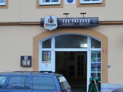 Restaurace Music bar Pod palubou - Lovosice
