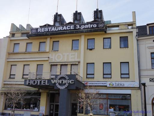 Hotel Věnec - Mladá Boleslav