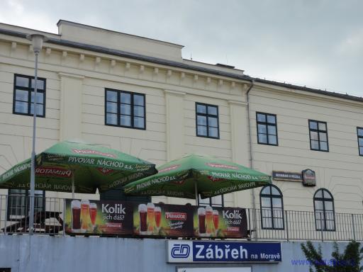 Restaurace U Welzla - nádraží Zábřeh na Moravě