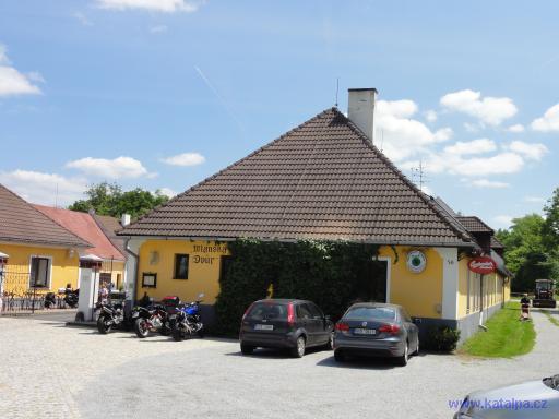 Penzion Mlýnský Dvůr - Třeboň