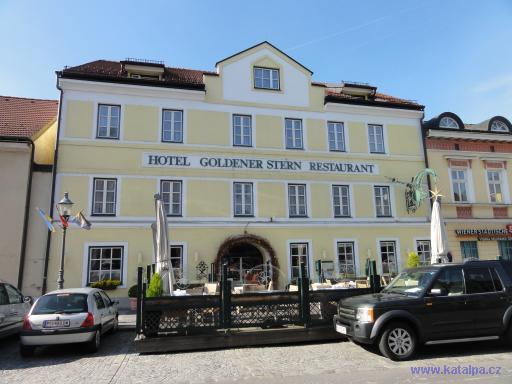 Hotel Goldener Stern - Gmünd