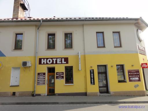 Hotel Konsul - České Velenice