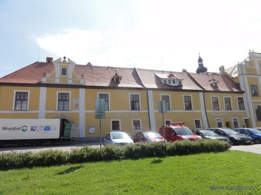 Hotel Rezidence - Nové Hrady