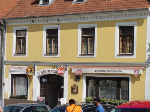 Restaurace U Heidingerů - Nové Hrady