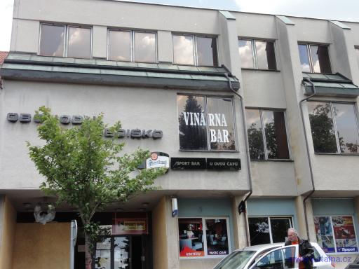 Sport bar U dvou čápů - Trhové Sviny