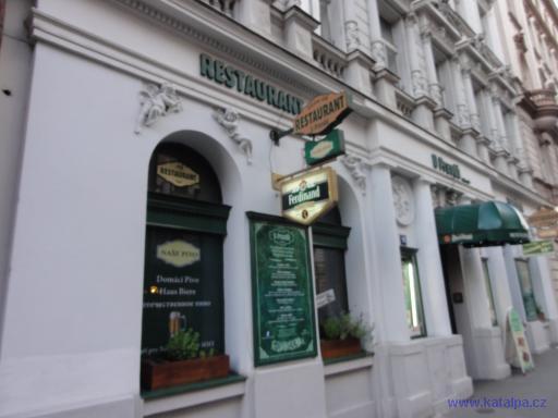 Restaurant U Pravdů - Praha