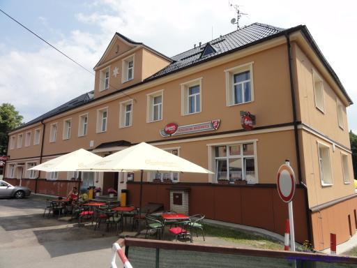 Penzion Na křižovatce - Polevsko