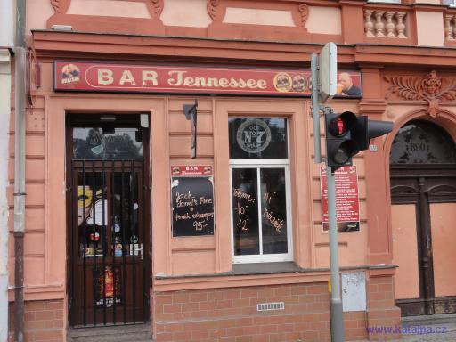 Bar Tennessee - Praha Smíchov