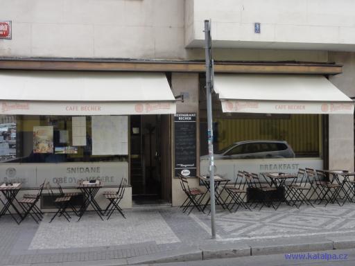 Restaurant Becher - Praha