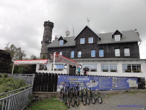 Penzion a restaurace Pod rozhlednou - Děčínský Sněžník
