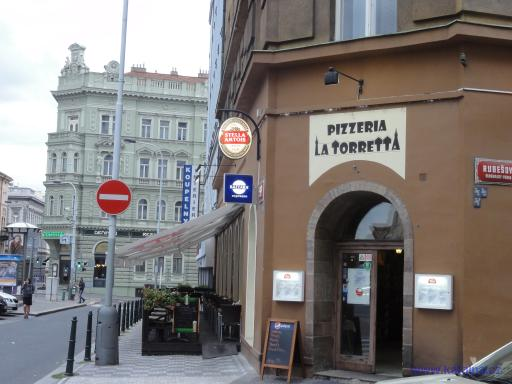 Pizzeria La Torretta - Praha