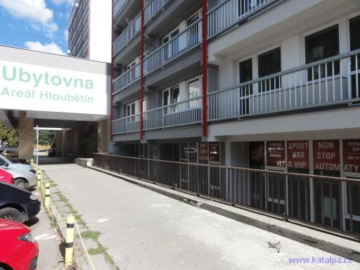 Sport bar ubytovna Areál Hloubětín - Praha Hloubětín