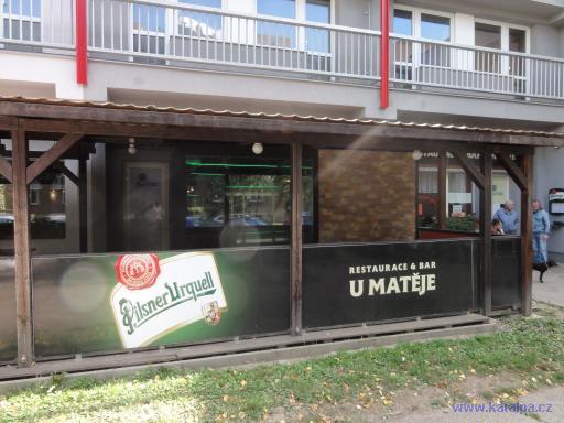 Restaurace U Matěje - Praha Hloubětín