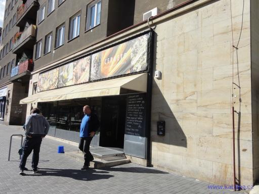 Pizzeria Ristorante Cerreto - Praha Vysočany