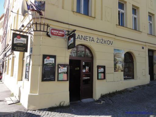 Planeta Žižkov - Praha Žižkov