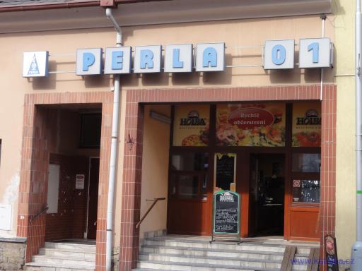 Rychlé občerstvení Perla 01 - Ústí nad Orlicí