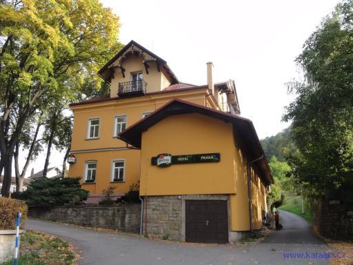 Hotel Praha - Potštejn