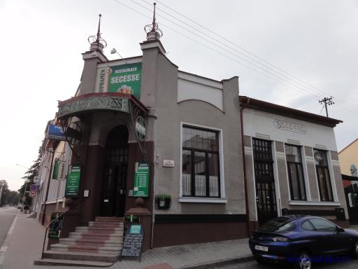 Restaurace Secese - Kostelec nad Orlicí