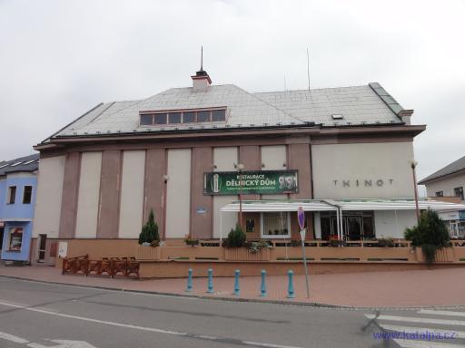 Restaurace Dělnický dům - Týniště nad Orlicí
