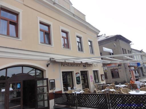 Restaurace Černý kůň - Třebechovice pod Orebem