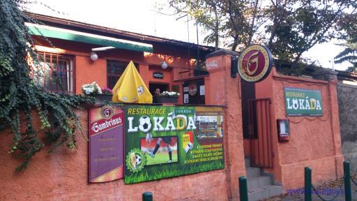 Restaurace Lokáda - Praha Holešovice