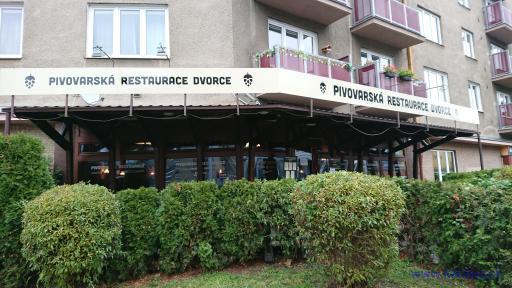 Pivovarská restaurace Dvorce - Praha Podolí