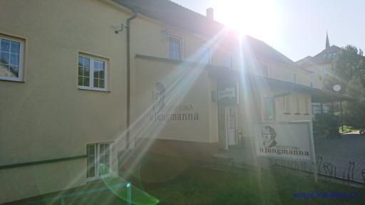 Hospůdka U Jungmanna - Hudlice