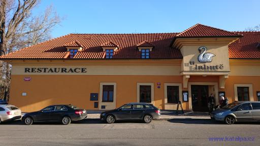 Restaurace U Labutě - Praha Krč
