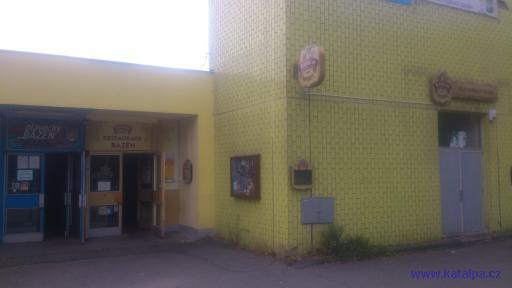 Restaurace Bazén - Rakovník