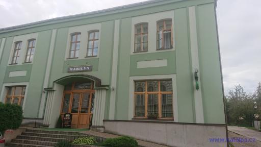Hotel a restaurace Marilyn - Choceň