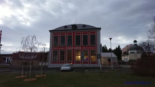 Pivovarská restaurace Hasičárna - Bruntál