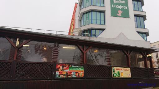 Restaurace U Kojota - Most