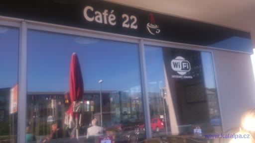 Café 22 Creperie - Praha Uhříněves