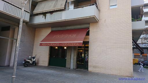Restaurante Cerveceria Piripipao - Barcelona