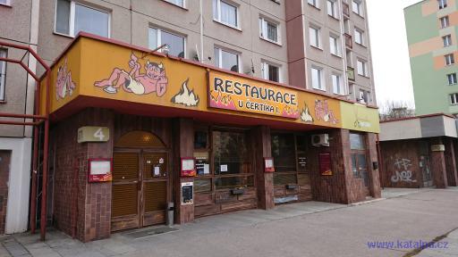 Restaurace U Čertíka I. - Praha Kamýk