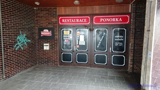 Restaurace Ponorka - Most