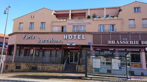 Hotel Paris-Barcelone - Perpignan