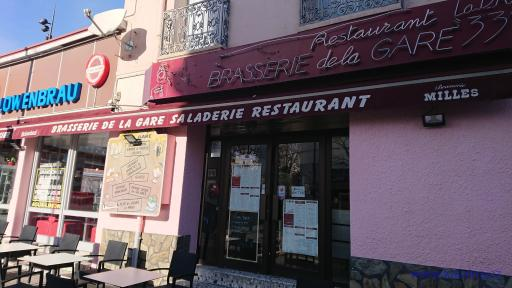 Brasserie de la gare - Perpignan